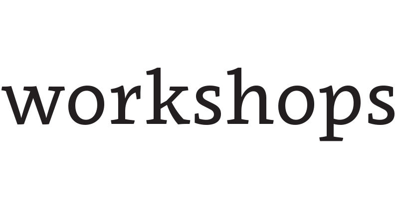 workshops-logo-black